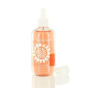 Elizabeth Arden Sunflowers Euphorics Body Mist Spray