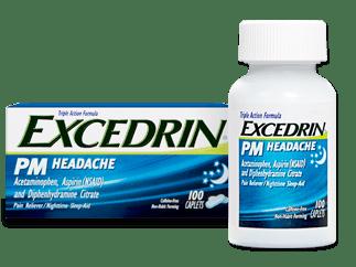 Excedrin PM Headache