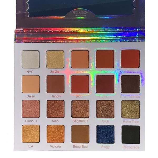 Violet Voss Nicol Concilio Eye Shadow Palette