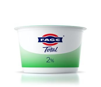 FAGE Total 2% Low Fat Greek Yogurt