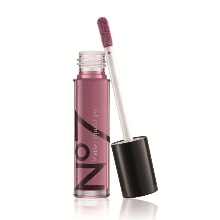 No7 Matte Liquid Lips - Fearless