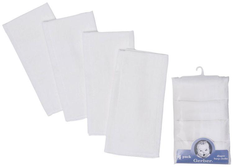 Gerber® Birdseye Prefold Cloth Diapers