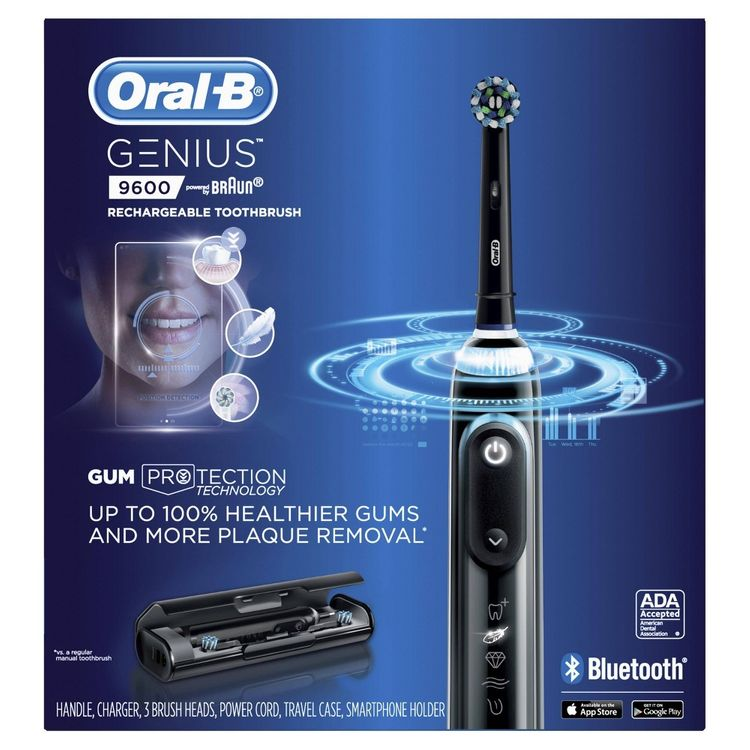 Oral-B Genius 9600 Rechargeable Electric Toothbrush