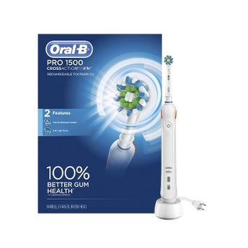 Oral-B Pro 1500 Electric Rechargeable Toothbrush