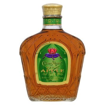 Crown Royal Regal Apple Flavored Whisky, (70 PF)