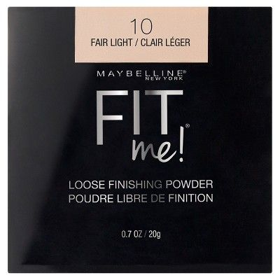 Maybelline FIT ME® Loose Finishing Powder