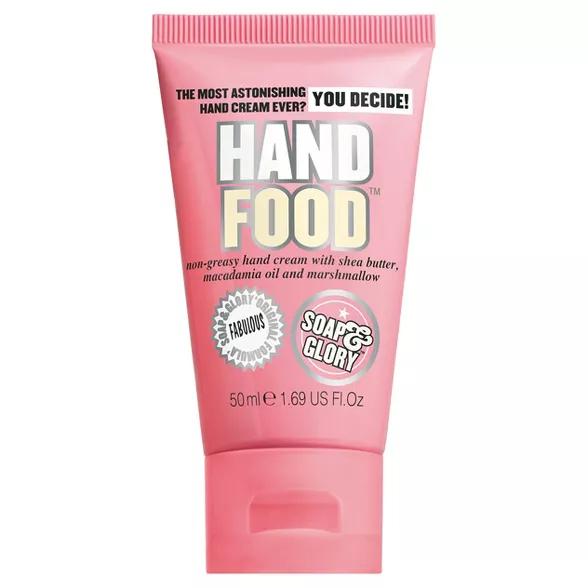 Soap & Glory Hand Food Hand Cream Travel Size - 1.69oz