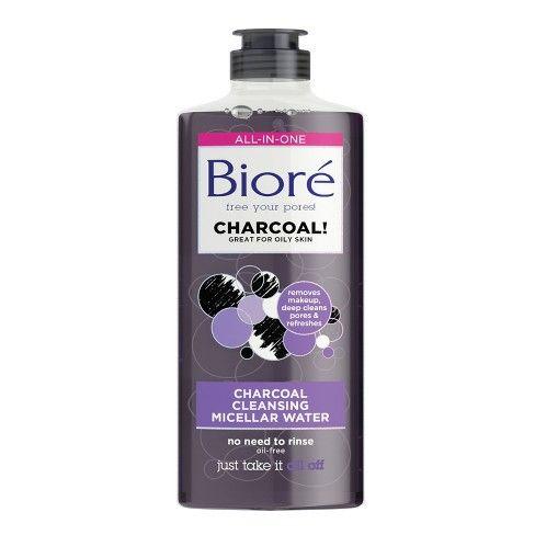 Bioré® Charcoal Cleansing Micellar Water