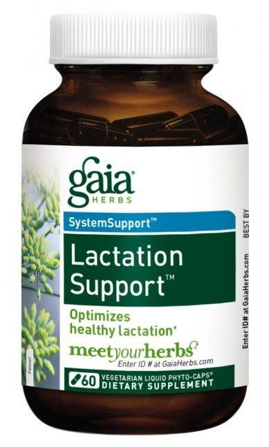 Gaia Herbs Lactation Support™