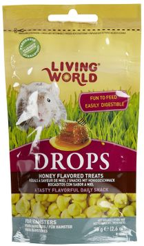 Living World Drops Hamster Treat