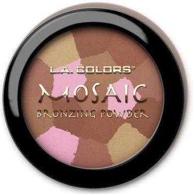 L.A. Colors HD Mosaic Bronzer
