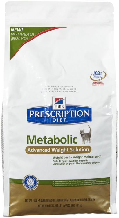Hill's® Prescription Diet® Metabolic Feline