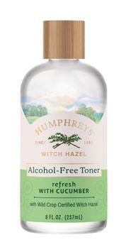 Humphreys Witch Hazel Refresh with Cucumber Alcohol Free Toner