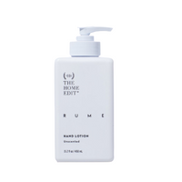 Rume Hand Lotion - Unscented