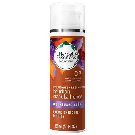 Herbal Essences Bourbon Manuka Honey Oil-Infused Crème