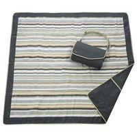 JJ Cole Essentials Outdoor Blanket - Grey/Green - 1 ct.