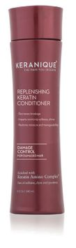 Keranique® Replenishing Keratin Conditioner Damage Control for Damaged Hair