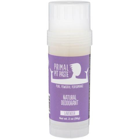 Primal Pit Paste™ Unscented Natural Deodorant Stick