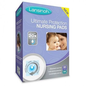 Lansinoh® Ultimate Protection Disposable Nursing Pads