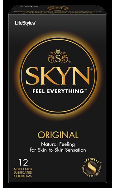 LifeStyles SKYN Original Condoms