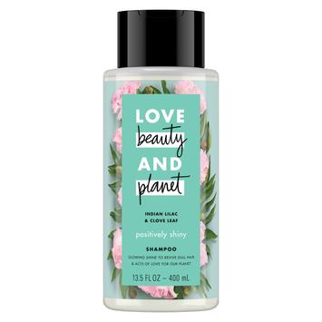Love Beauty And Planet Indian Lilac & Clove Leaf Shampoo