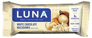 Luna White Chocolate Macadamia