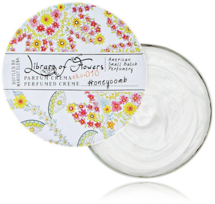 Library of Flowers Parfum Crema, Honeycomb