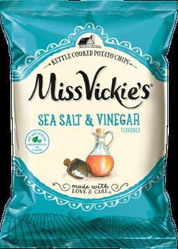 Miss Vickie's® Sea Salt & Vinegar Kettle Cooked Potato Chips