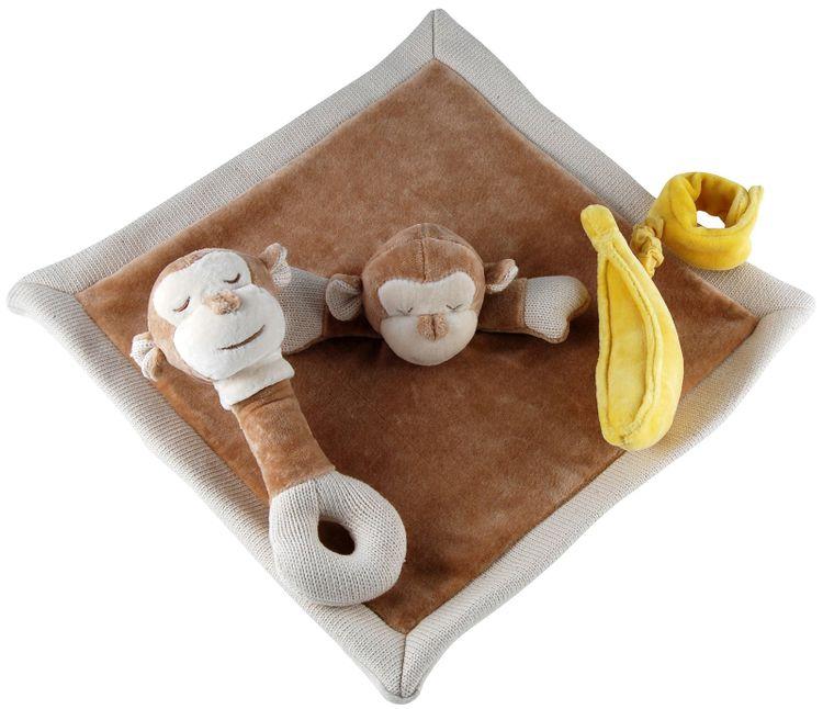 EXCLUSIVE MiYim Safari Monkey Gift Set - 1 ct.