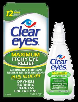 Clear Eyes Maximum Itchy Eye Relief (0.5oz)