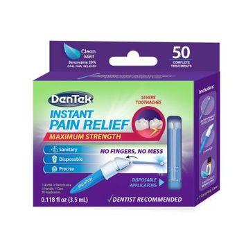 DenTek® Maximum Strength Instant Oral Pain Relief