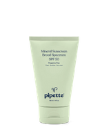 Pipette Baby Mineral Sunscreen Broad Spectrum SPF 50