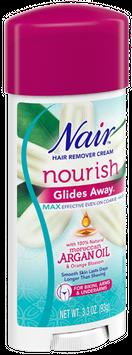 Nair™ Moroccan Argan Oil Glides Away™ Hair Remover Cream