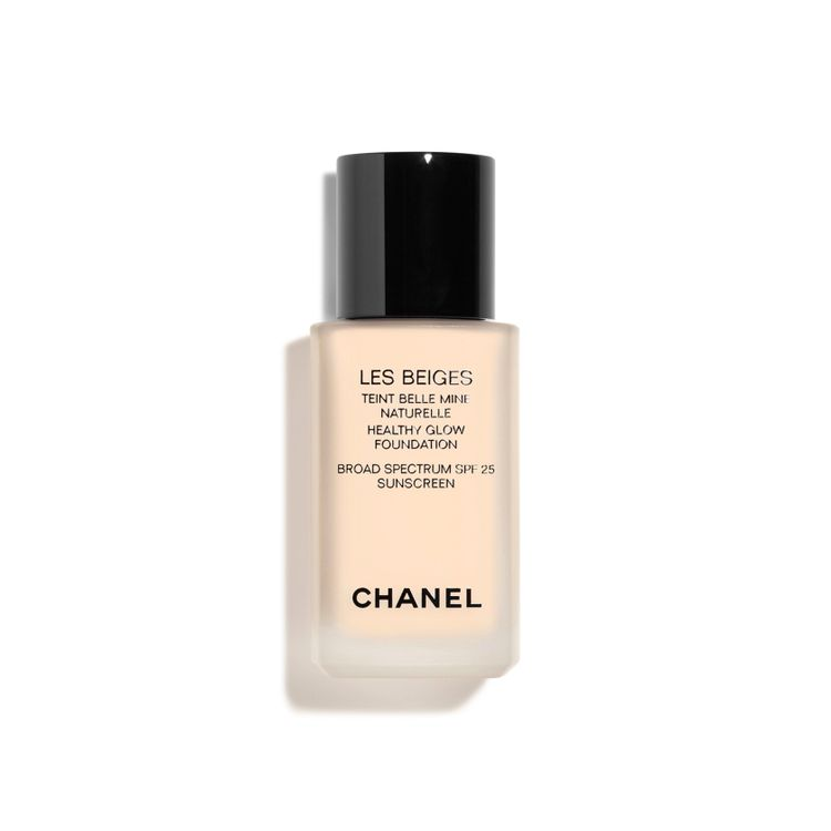 CHANEL Les Beiges Healthy Glow Foundation Broad Spectrum SPF 25