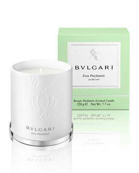 Bvlgari Eau Parfumee au The Vert Candle