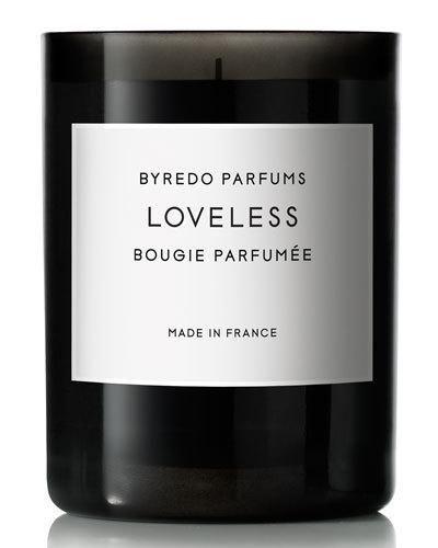 Loveless Bougie Parfumee Scented Candle, 240g Byredo