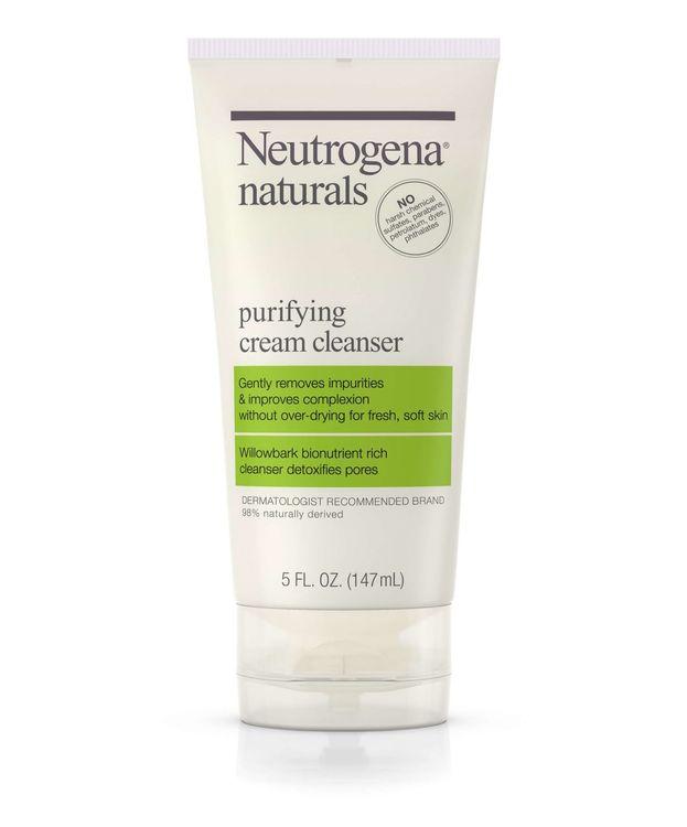 Neutrogena® Naturals Purifying Cream Cleanser