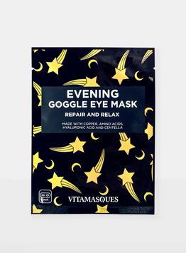 Vitamasques Evening Goggle Eye Mask 13ml Sealed - Free Postage