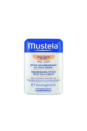 Mustela® Nourishing Stick with Cold Cream