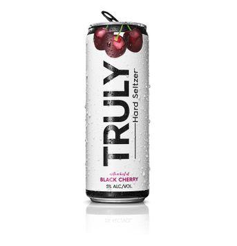TRULY Hard Seltzer Black Cherry