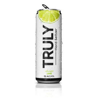 TRULY Hard Seltzer Lime