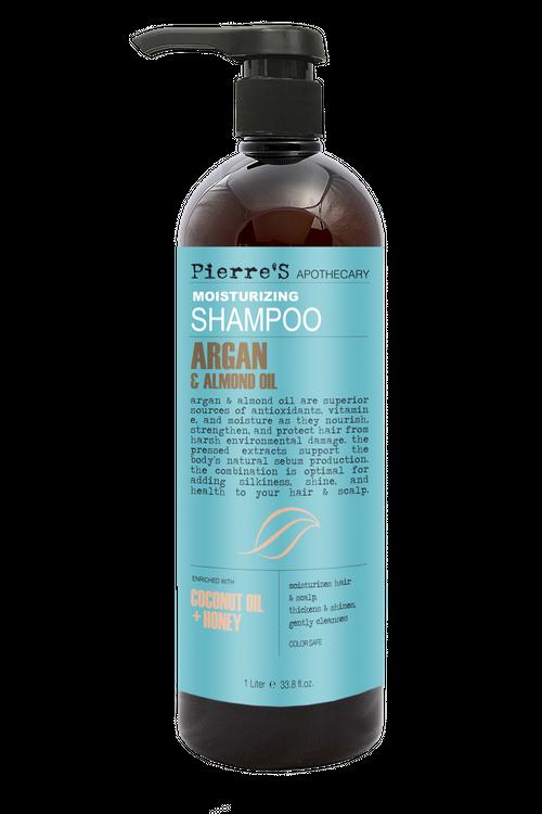 Pierre's APOTHECARY Argan & Almond Oil Moisturizing Shampoo