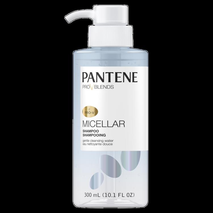 Pantene Pro-V Blends Micellar Gentle Cleansing Water Shampoo