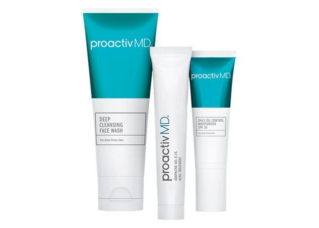 ProactivMD® 3-Piece Acne System