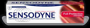 Sensodyne Full Protection