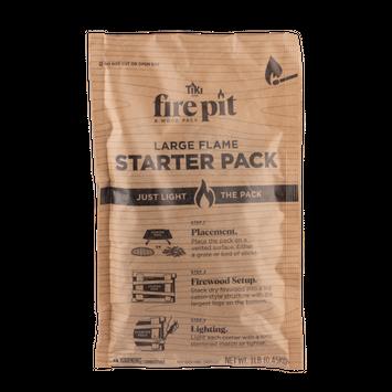 TIKI Brand Fire Pit Starter Pack