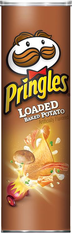 Pringles® Loaded Baked Potato
