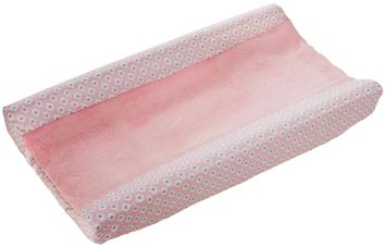 Kids Line Dena Lily Changing Pad Cover- Pink