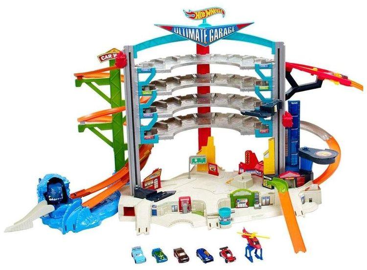 Mattel Hot Wheels Ultimate Auto Garage
