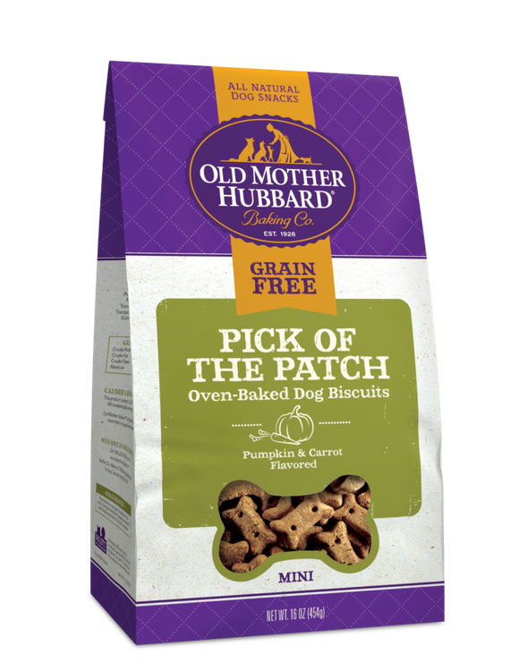 Old Mother Hubbard Pick of the Patch